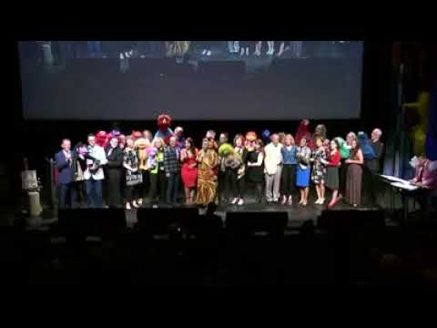 SING | CARROLL SPINNEY RETIREMENT PARTY