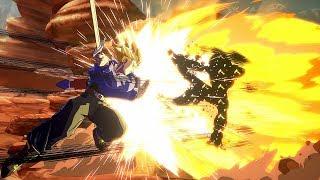 Dragon Ball FighterZ - All Dramatic Intro & Finisher Cutscenes
