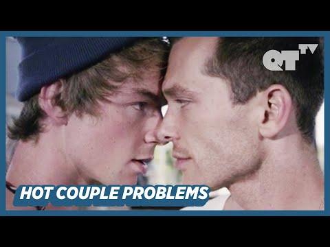 Gay Man Apologizes To His Boyfriend | Gay Romance | 'Steel'