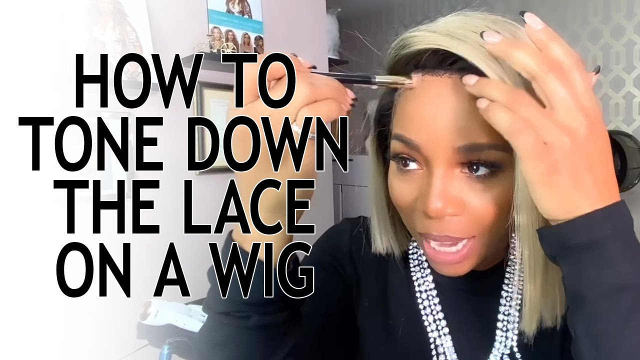 Lace Too Light !? TONE IT DOWN