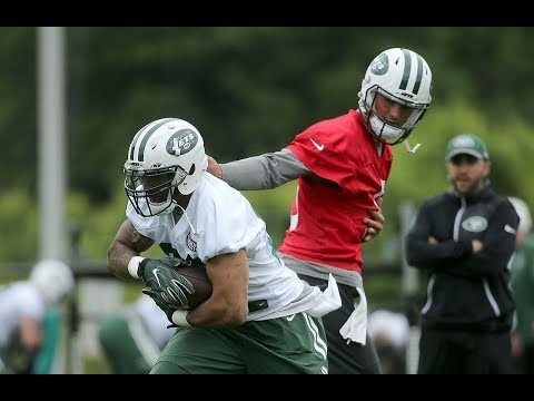 Matt Forte on Jets new offense: 'I love it'