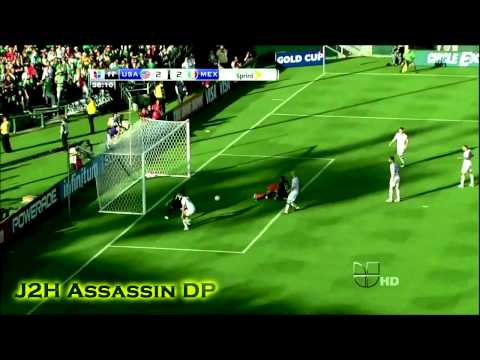 2011 CONCACAF Gold Cup Champions - All Mexico Goals
