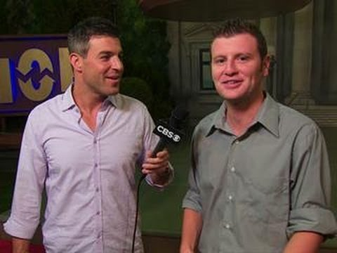 Big Brother Finale: Backyard Interview with Judd - YouTube