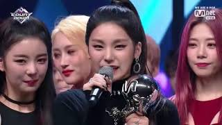 ITZY first win Dalla Dalla + encore