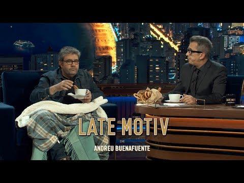 LATE MOTIV - Florentino Fernández 'Casting de presentadores'  LateMotiv343