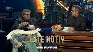 LATE MOTIV - Florentino Fernández. 'Casting de presentadores' | #LateMotiv343