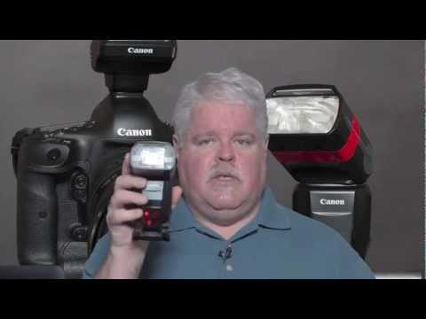 Canon's New Radio Controlled Flash Systems