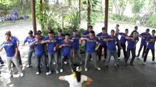 Jakarta 3 - Latihan Tari Hula-Hula di Hawaii Club Hotel Anyer