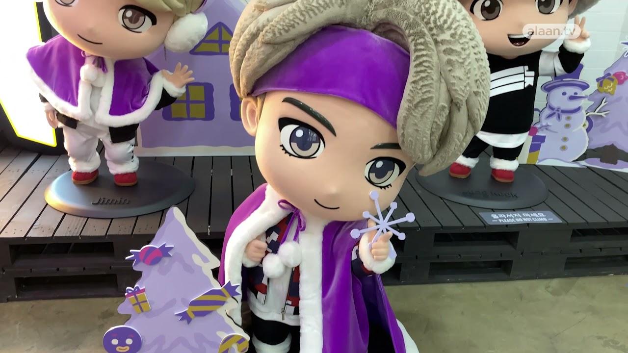 مقتطفـات | عرب في كوريا - BTS Pop UP  - نشر قبل 2 ساعة
