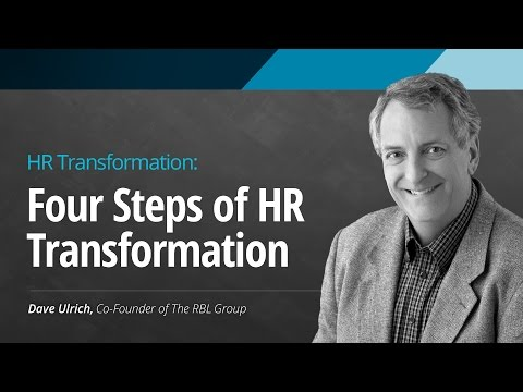 HR Transformation: Four