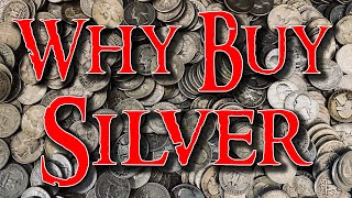 Why Buy Silver - Silver Investing For Beginners