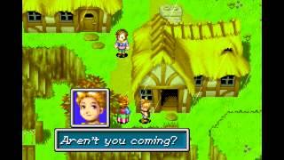 Liveplay - Wii U eShop - Virtual Console - Game Boy Advance - Golden Sun