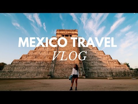 TRAVEL VLOG: MEXICO WITH CONTIKI! PART II
