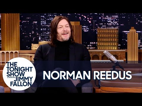 Norman Reedus' Walking Dead CoStar Andrew Lincoln Punches Everyone in the Face