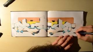 Blackbook Graffiti - Mister73C