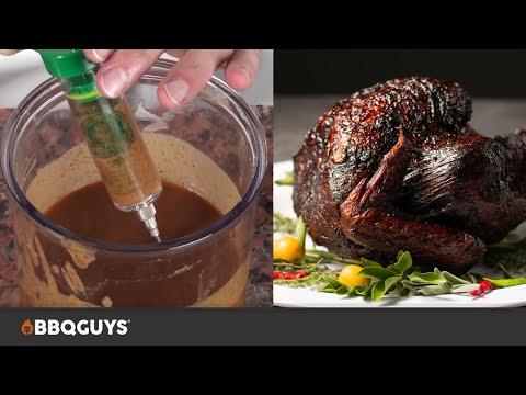 Turkey Marinade Injection Recipe