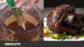 Turkey Marinade Injection Recipe