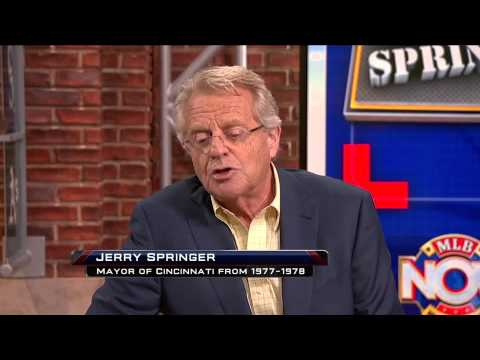 Jerry Springer joins Brian Kenny on MLB Now