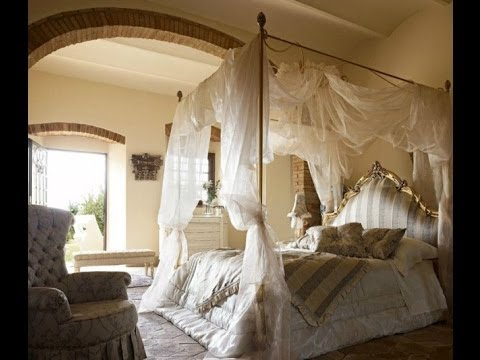 Best of The Best Bedrooms Flaunting Decorative Canopy Beds