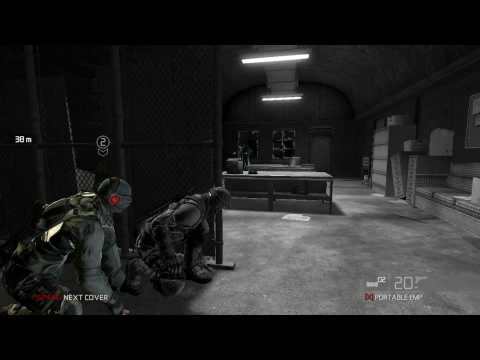 Splinter Cell Conviction Full Stealth - St.Petersburg Banya Part 2 (Realistic Difficulty)
