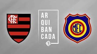 FLAMENGO x MADUREIRA (narração AO VIVO) - Campeonato Carioca
