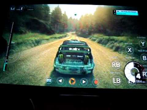 Dirt 3 android