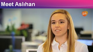 Meet Aslıhan - Commercial Management (Consumer Healthcare) Future Leaders Programme