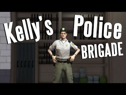 BEST COP IS BACK - GTA V KPopp's Police Brigade - LSPD:FR Mod