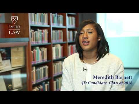 Meet Our Emory Law JD Students: Meredith...