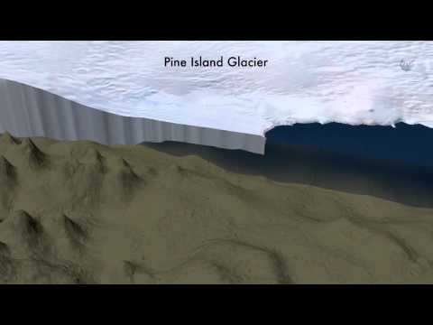 Unstoppable Antarctic Glacier Melt: How Scientists Figured It Out   Video