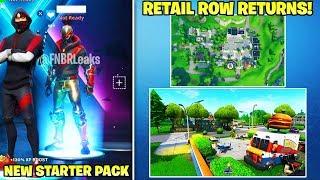*NEW* Red Strike Starter Pack, Retail Row Return, Fortnite App Sued, & MORE
