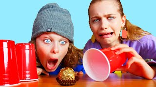 Download BEST MYSTERY CUPS MEMORY MATCH of PANCAKE Challenge By The Norris Nuts Mp3 and Videos