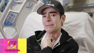 ¡Toño Mauri abandonó el hospital tras 8 meses de luchar por su vida! | Ventaneando