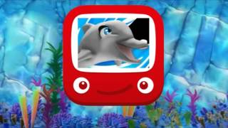 Мультики для детей My Dolphin Show Дельфины исполняют трюки Шоу в дельфинарии #мультики