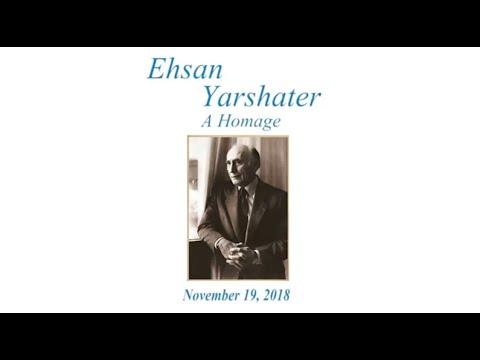 Thumbnail of Ehsan Yarshater: A Homage video