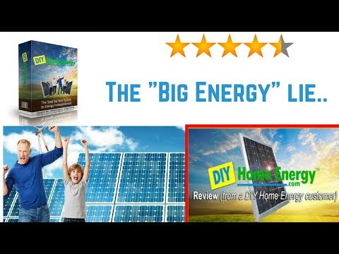 Green Products: The Big Energy lie | diy home energy system review