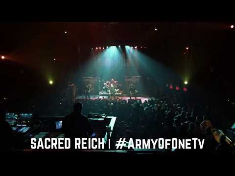 SACRED REICH - The American Way (9/24/17)