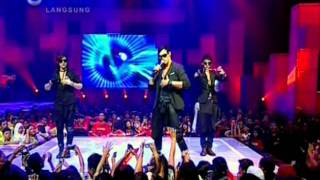 NAGASWARA MUSIC AWARDS 2011 Live di SALUT INDONESIA 2011 Chapter #5 Courtesy GlobalTV