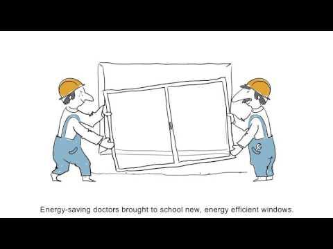 Energy-efficient schools in Belarus