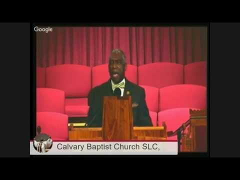 Calvary Baptist Church / SLC,UT