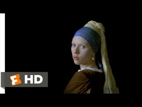 Girl with a Pearl Earring (11/12) Movie CLIP - Girl With a Pearl Earring (2003) HD