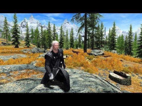 Skyrim SE - Part 7 (Redoran's Retreat, Breezehome & Halted Stream Camp) Game Movie 1080p
