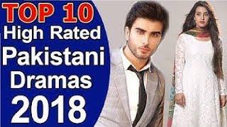 Top 10 High Rated Pakistani Dramas 2018  Pakistan Teaser