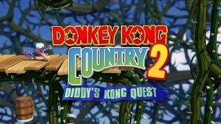 Donkey Kong Country 2 | OTIMIZANDO AS FASES