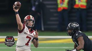 Oklahoma Sooners Vs. Iowa State Cyclones | Big 12 Title Game | College Football Highlights
