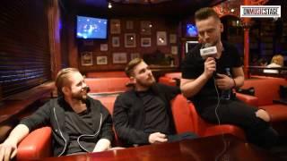 Интервью у группы Remark в клубе 16 тонн перед презентацией сингла.