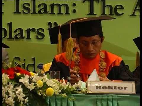 Wisuda Institut PTIQ Jakarta 2009 di JCC (Bagian 2)