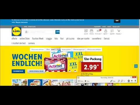 Come comprare Monsieur Cuisine Connect e Plus da Lidl Germania