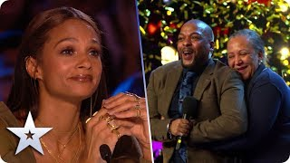 Lifford shows of his SOULFUL voice in this powerful GOLDEN BUZZER Audition! | Britain's Got Talent