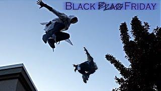 Assassins Creed 4 Black Friday Parkour